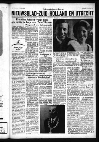 Schoonhovensche Courant 1966-02-16