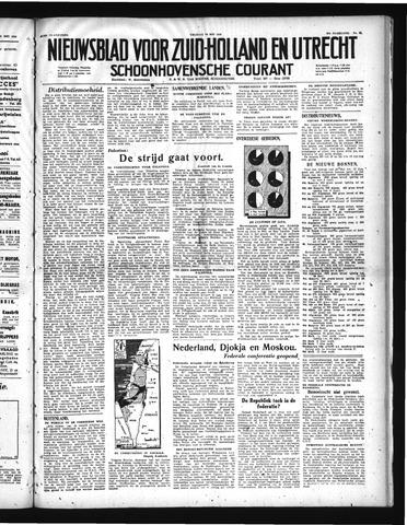 Schoonhovensche Courant 1948-05-28