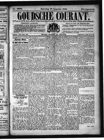 Goudsche Courant 1918-08-17