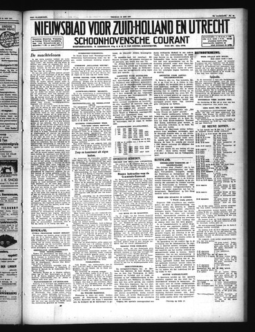 Schoonhovensche Courant 1947-05-23