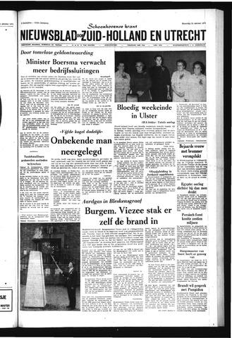 Schoonhovensche Courant 1971-10-25