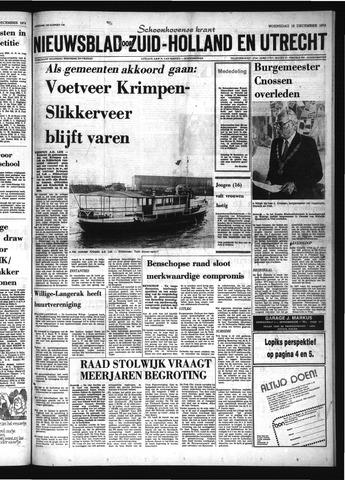 Schoonhovensche Courant 1974-12-18