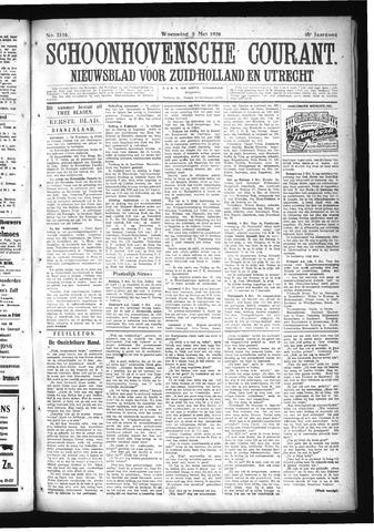 Schoonhovensche Courant 1926-05-05