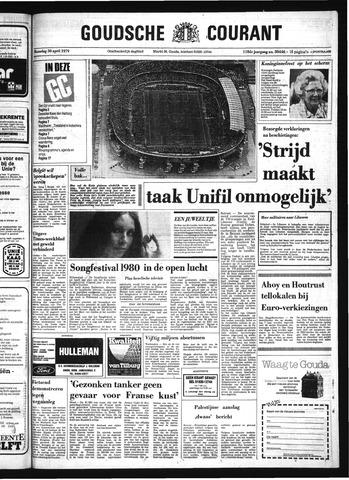 Goudsche Courant 1979-04-30