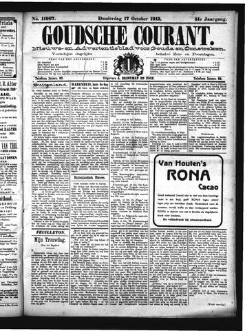 Goudsche Courant 1912-10-17