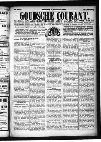 Goudsche Courant 1932-11-21
