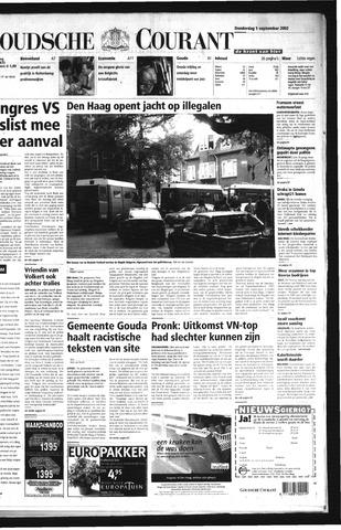 Goudsche Courant 2002-09-05
