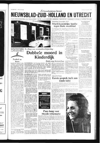 Schoonhovensche Courant 1969-01-17