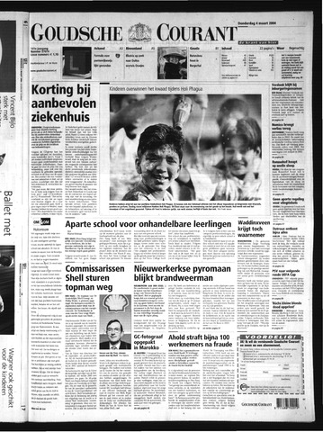 Goudsche Courant 2004-03-04