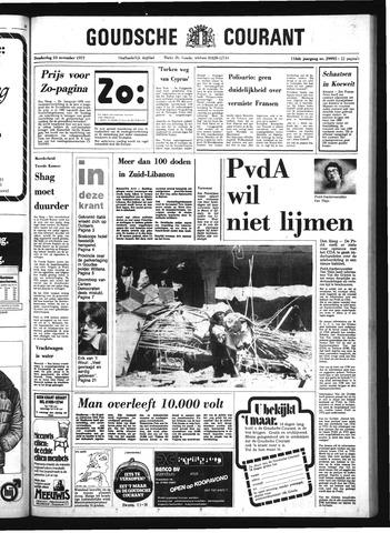 Goudsche Courant 1977-11-10