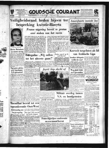 Goudsche Courant 1961-07-21