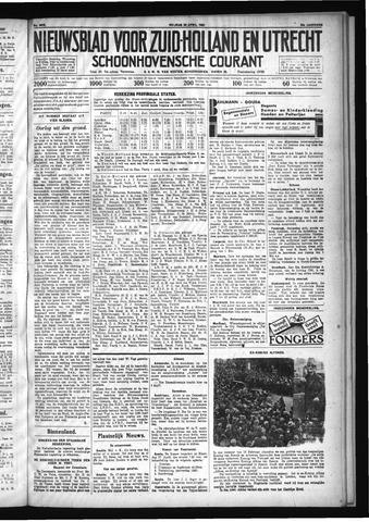 Schoonhovensche Courant 1931-04-24
