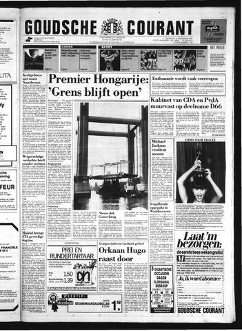 Goudsche Courant 1989-09-18
