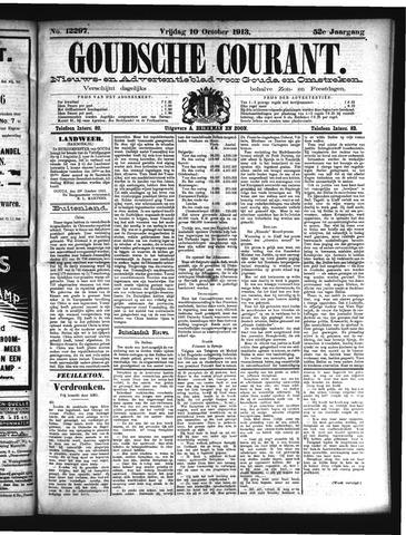 Goudsche Courant 1913-10-10