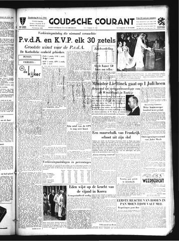 Goudsche Courant 1952-06-26