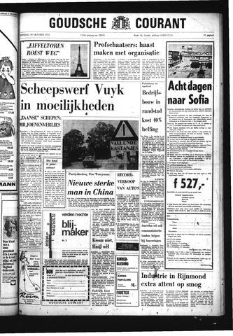 Goudsche Courant 1972-10-10