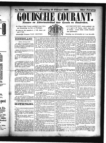 Goudsche Courant 1897-02-17