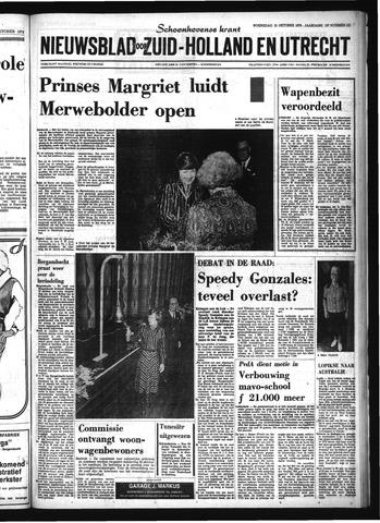 Schoonhovensche Courant 1976-10-13