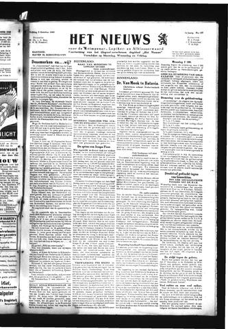 Schoonhovensche Courant 1945-10-05