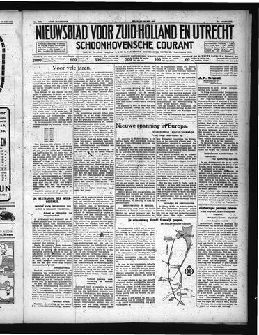 Schoonhovensche Courant 1938-05-23
