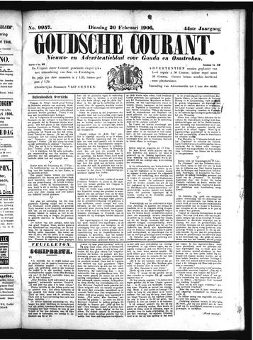 Goudsche Courant 1906-02-20