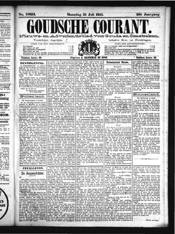 Goudsche Courant 1911-07-31