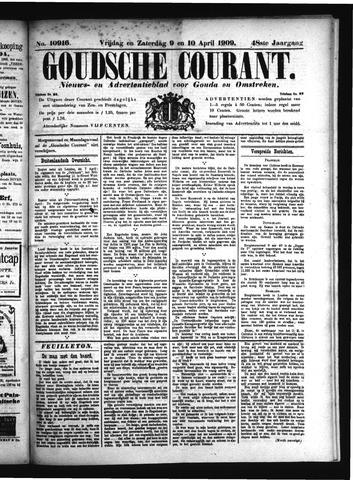 Goudsche Courant 1909-04-10