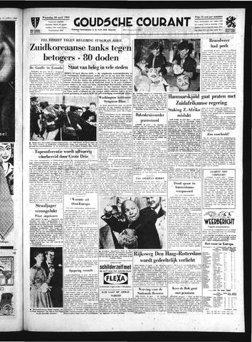 Goudsche Courant 1960-04-20