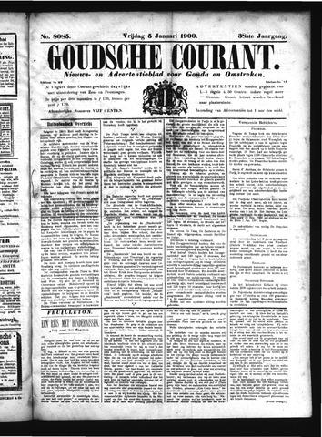 Goudsche Courant 1900-01-05