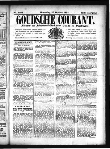 Goudsche Courant 1893-10-25