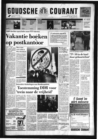Goudsche Courant 1989-10-02