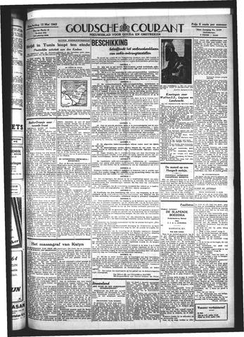 Goudsche Courant 1943-05-13