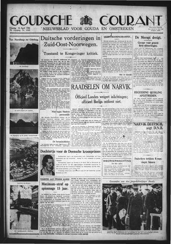 Goudsche Courant 1940-04-16