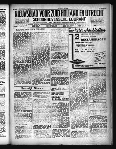 Schoonhovensche Courant 1935-06-07