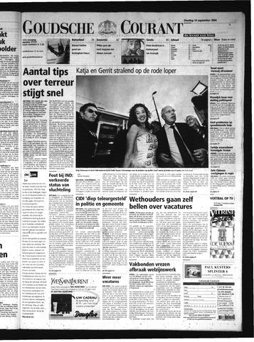 Goudsche Courant 2004-09-14