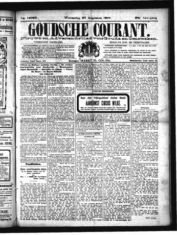 Goudsche Courant 1919-08-27