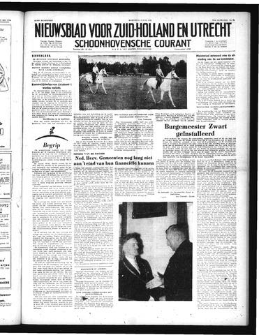 Schoonhovensche Courant 1952-06-04