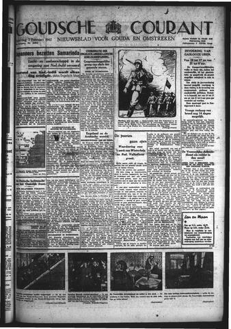 Goudsche Courant 1942-02-07