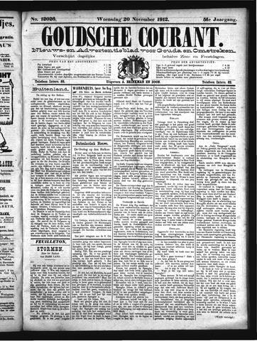 Goudsche Courant 1912-11-20