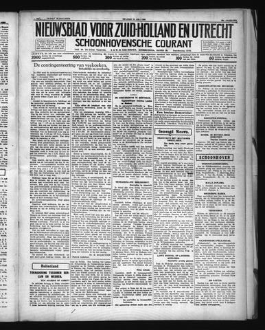 Schoonhovensche Courant 1936-07-10
