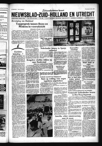 Schoonhovensche Courant 1964-07-29