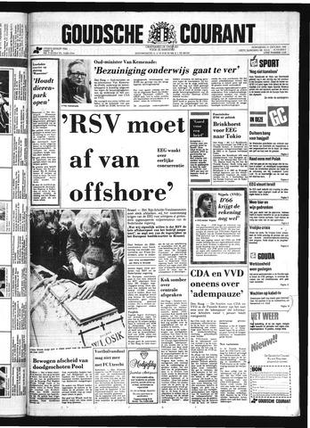 Goudsche Courant 1982-10-21
