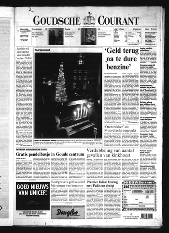 Goudsche Courant 2001-12-19