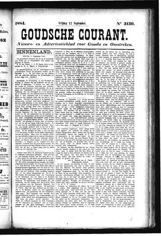 Goudsche Courant 1884-09-12