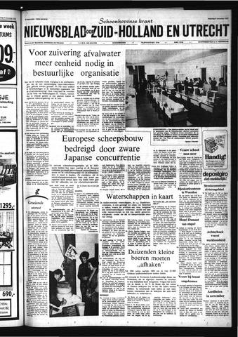 Schoonhovensche Courant 1972-11-06