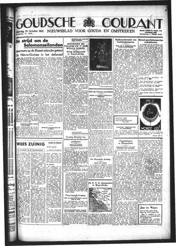 Goudsche Courant 1942-10-24
