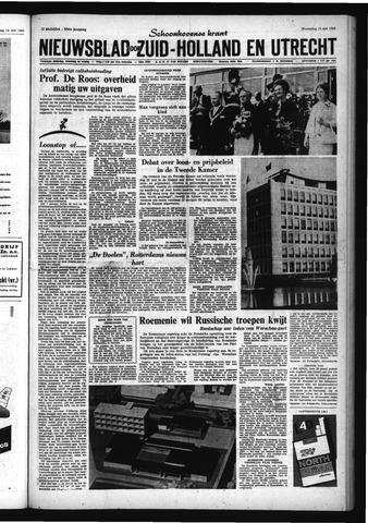 Schoonhovensche Courant 1966-05-18