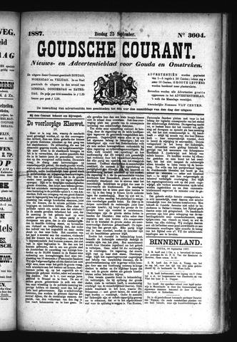 Goudsche Courant 1887-09-25