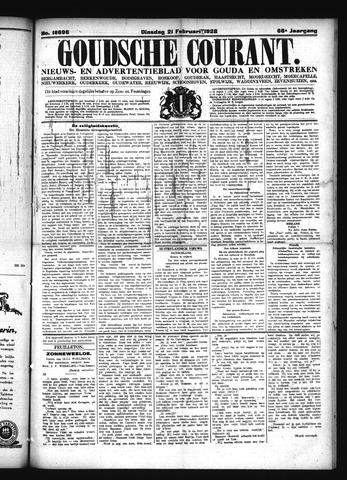 Goudsche Courant 1928-02-21