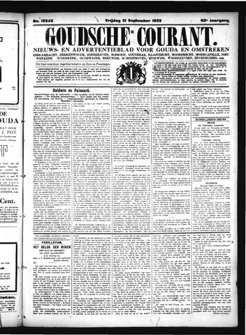 Goudsche Courant 1923-09-21